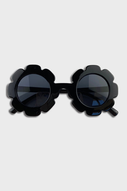 sunflower sunglasses || black