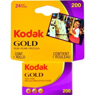 Kodak GOLD 200 GB135-24 Triple Pack