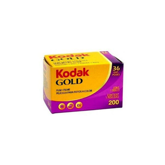 Kodak GOLD 200 GB135-36 Triple Pack