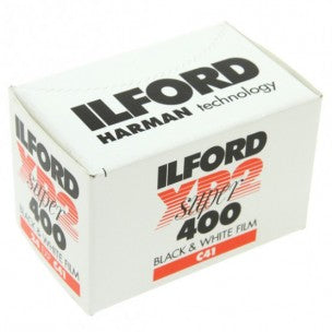 Ilford XP2 Super Range - Exposure : 36 exposure