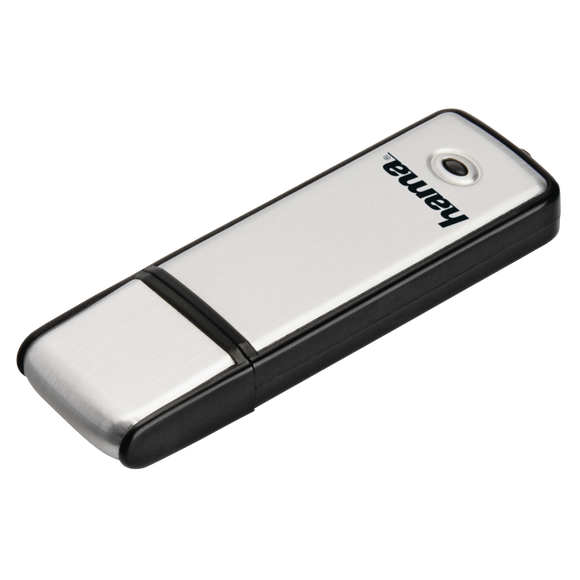 Hama FANCY USB FLASH DRIVE, USB 2.0, 128 GB, 10 MB/S