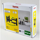 Hama FULLMOTION TV Wall Bracket, 200x200, 2 arms, black