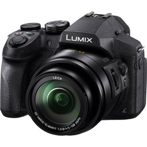 Panasonic Lumix FZ330 Black