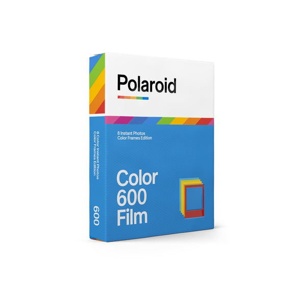 I-TYPE FILM Polaroid Originals 600 Color with Color Frames