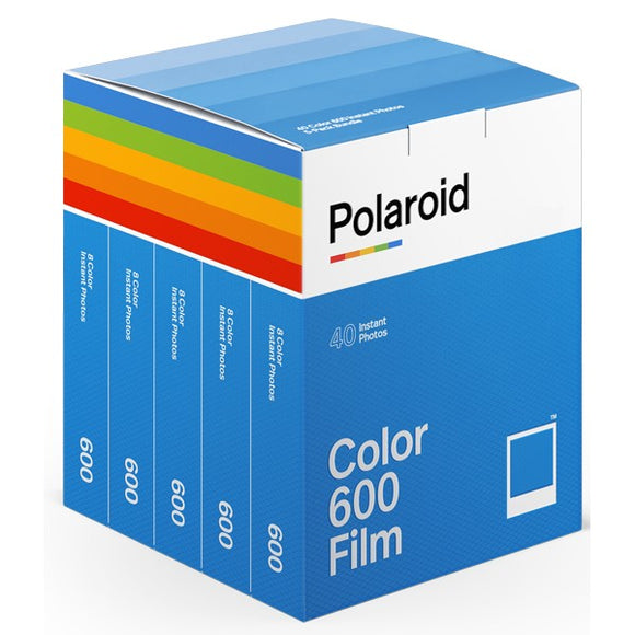 I-TYPE FILM Polaroid 600 Color x40 Shot Pack