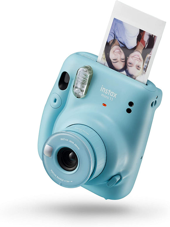 MINI 11 Fujifilm Instax Mini 11 Sky Blue Camera Only