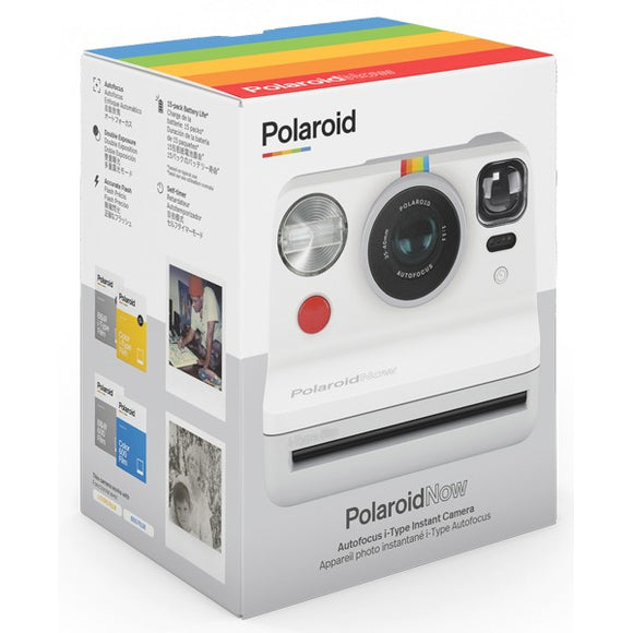 i‑Type Polaroid Now i‑Type White