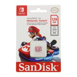 Sandisk microSDXC Extreme 128GB for Nintendo Switch