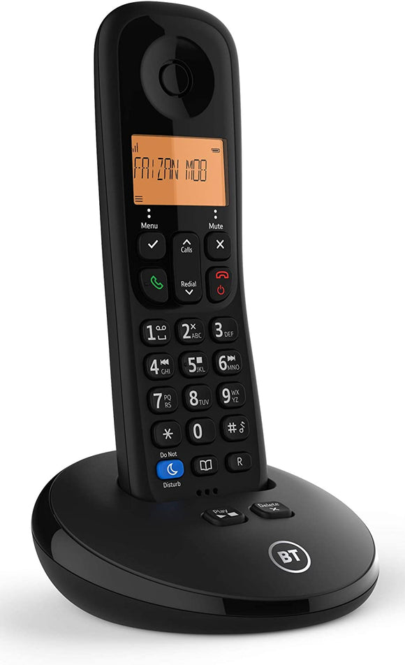 BT Everyday Dect TAM Phone Single