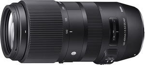 "Sigma 100-400mm F5-6.3 DG OS HSM ""C"" Series Canon Fit"