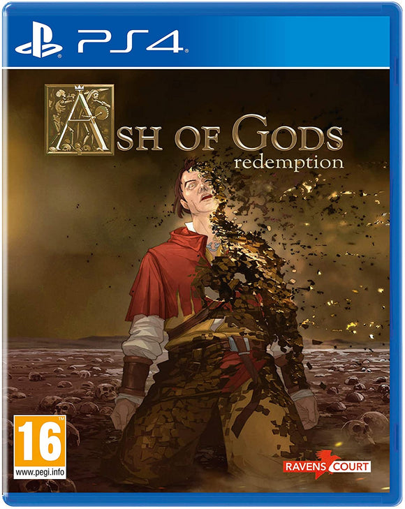 Ravens Court Ash of Gods: Redemption  (PS4)