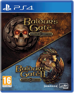 Skybound Baldur's Gate Enhanced Edition (PS4)