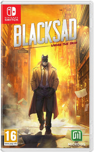 Maximum Games Blacksad: Under the Skin (Switch)