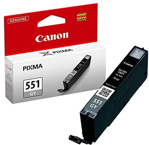 Canon CHROMOLIFE COLOUR INK TANK CLI551GREY