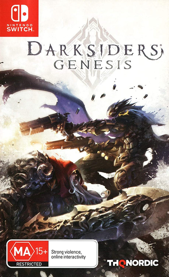 THQ Nordic Darksiders Genesis (Switch)