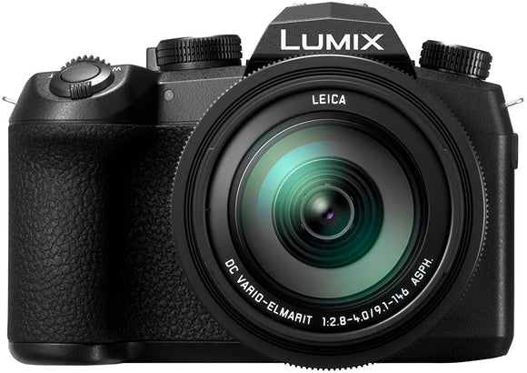 Panasonic FZ1000 II SERIES 4K CAMERA, 20MP, BLACK