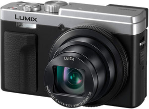 Panasonic TZ95 SERIES 4K CAMERA, 20MP, 30X ZOOM SILVER