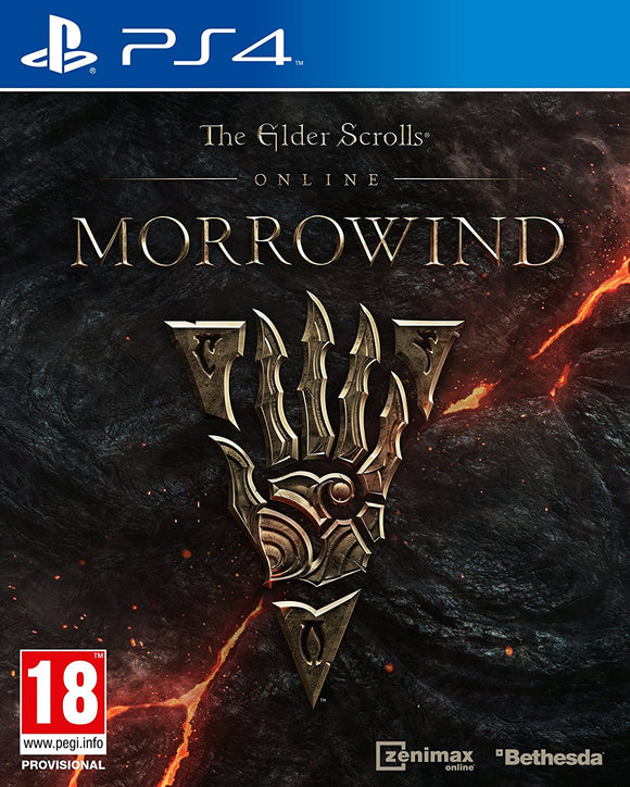 BETHESDA The Elder Scrolls Online: Morrowind (PS4)