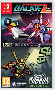 Maximum Games Galak-Z: The Void & Skulls of the Shogun (Switch)