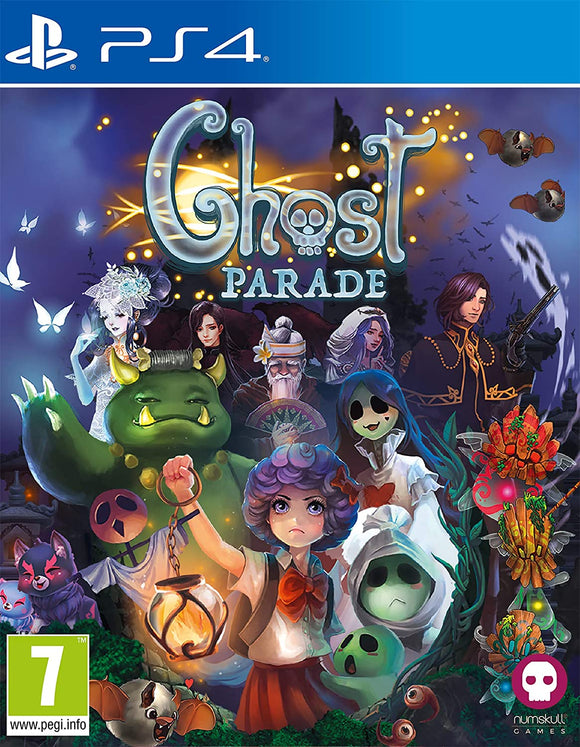 Numskull Ghost Parade (PS4)