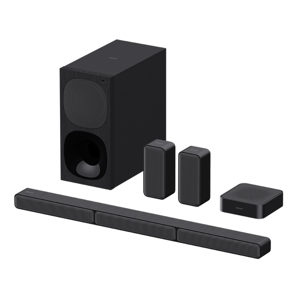 Sony HT-S40R 5.1ch Home Cinema with Wireless Rear Speakers