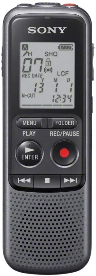 Sony 4GB Simple PC Link Digital VoiceRecorder