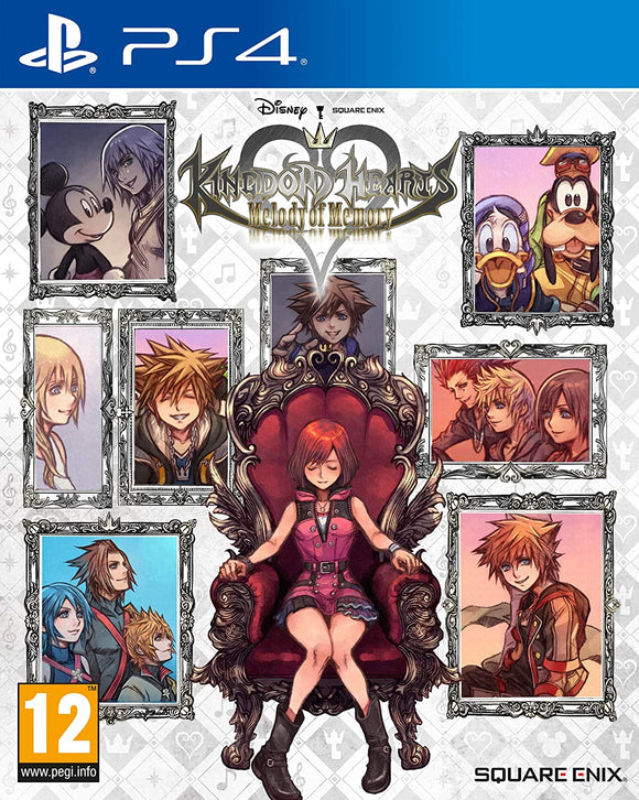 Square Enix Kingdom Hearts: Melody Of Memory (PS4)