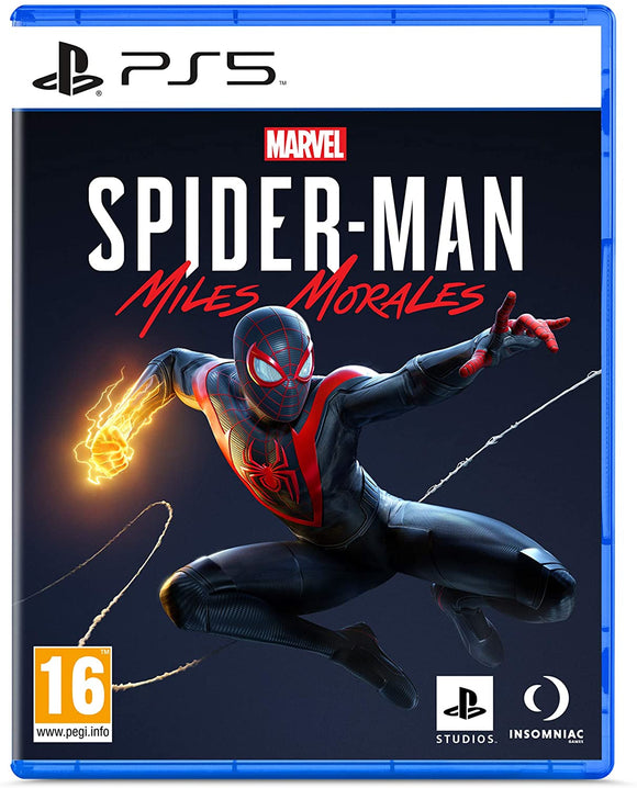 Playstation Marvel's Spider-Man: Miles Morales (PS5)