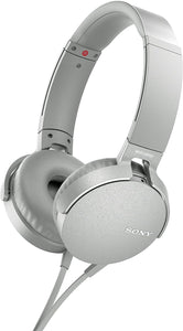 Sony HEADPHONES MDRXB550APW
