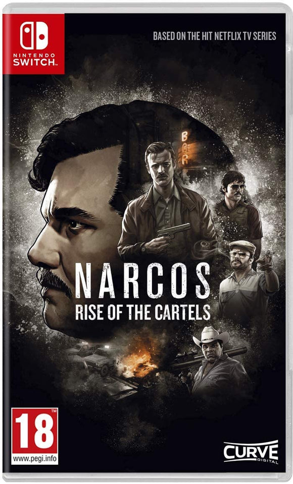 Curve Digital Narcos: Rise of The Cartels (Switch)