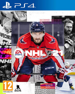 EA NHL 21 (PS4)