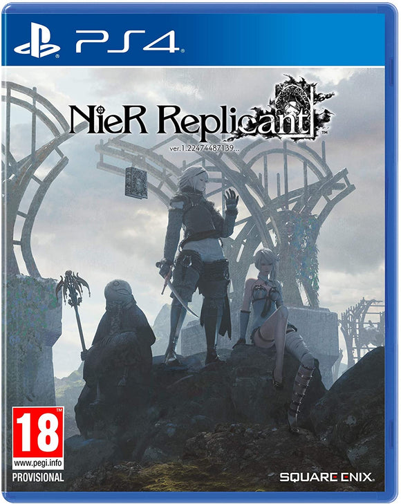 Square Enix NieR Replicant ver.1.22474487139… (PS4)