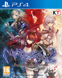 Koei Nights of Azure 2 (PS4)