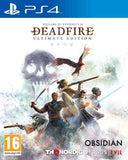 Nordic Games PILLARS OF ETERNITY: II DEADFIRE (PS4)