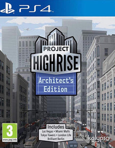 Kalypso Media Project Highrise Architects Edition (PS4)