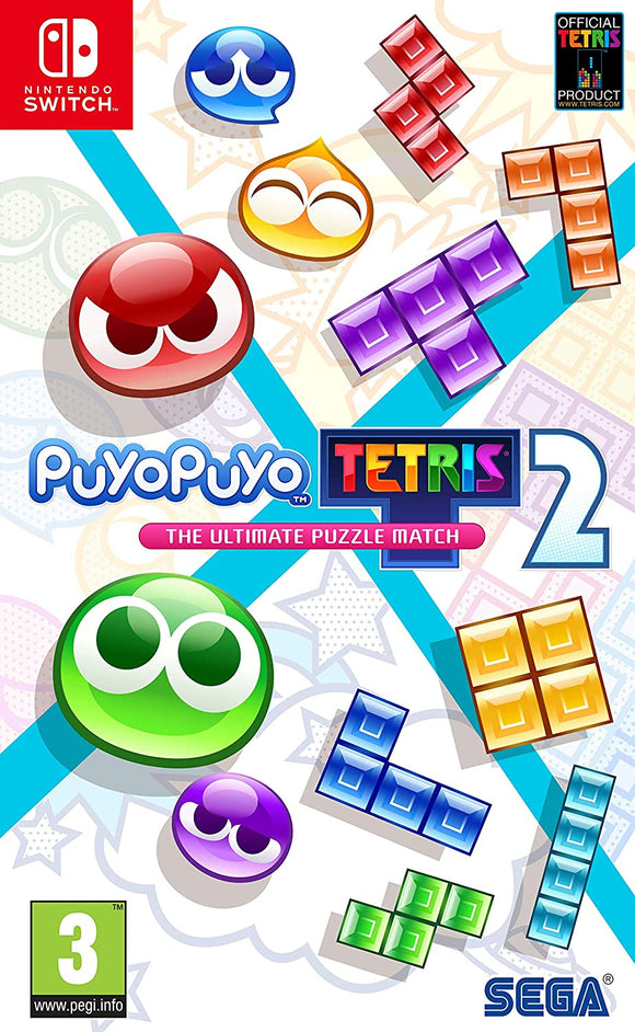 Sega Puyo Puyo Tetris 2 (Switch)