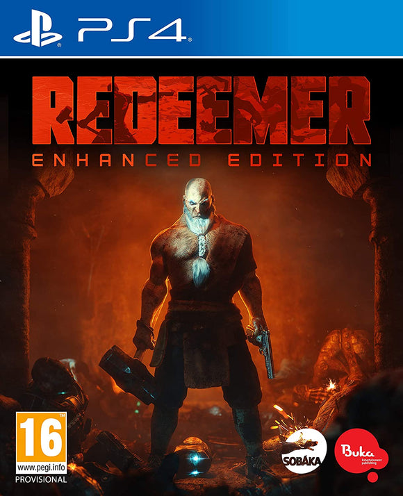 Sobaka Redeemer Enhanced Edition (PS4)