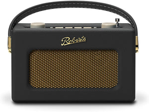 Roberts Revival UNO DAB+/DAB/FM Portable Radio Black