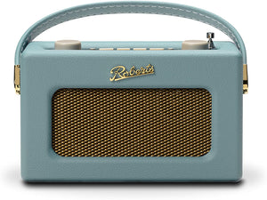 Roberts Revival UNO DAB+/DAB/FM Portable Radio Duck Egg