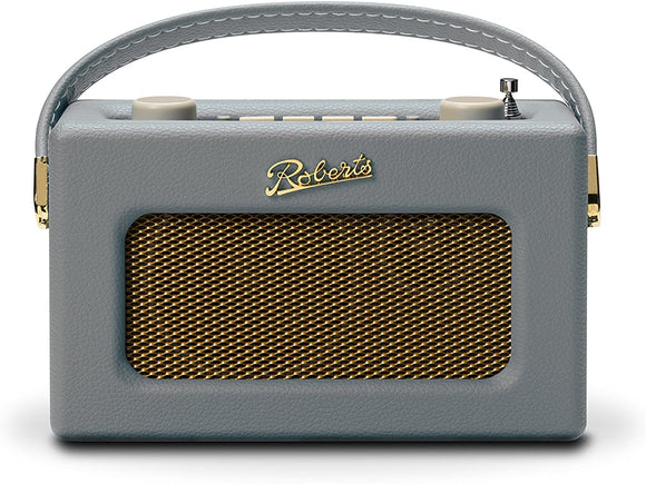 Roberts Revival UNO DAB+/DAB/FM Portable Radio Dove Grey