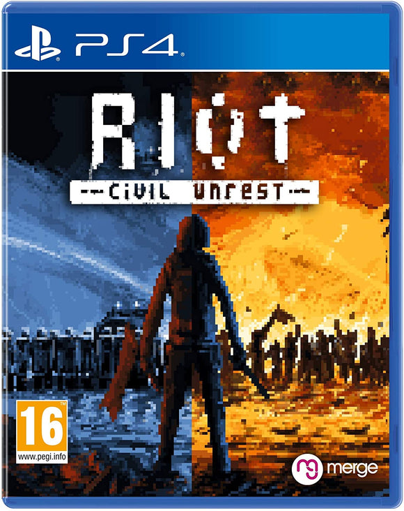 Merge Games Riot: Civil Unrest (PS4) x