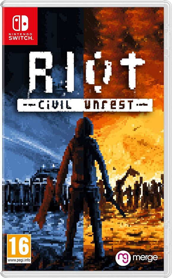 Merge Games Riot: Civil Unrest (Switch)