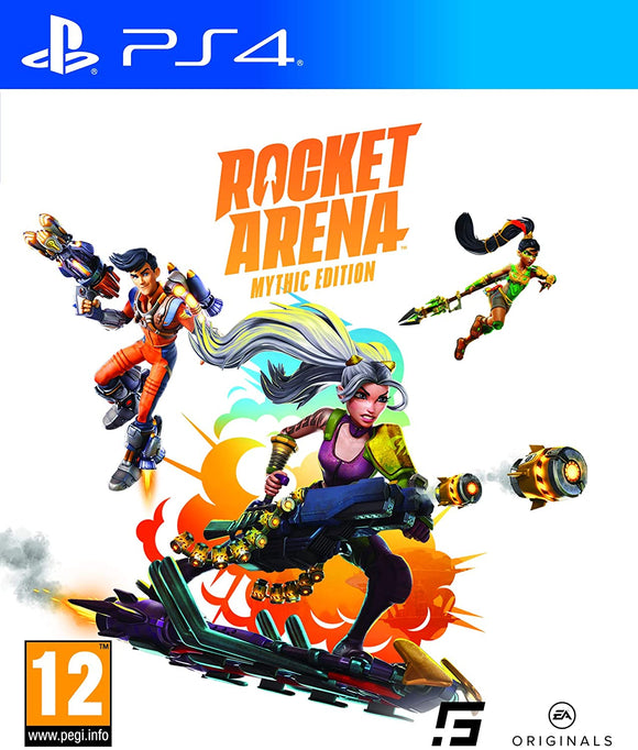 EA Rocket Arena - Mythic Edition (PS4)
