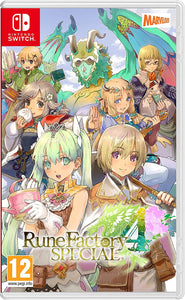 Marvelous Europe Rune Factory 4 Special (Nintendo Switch)