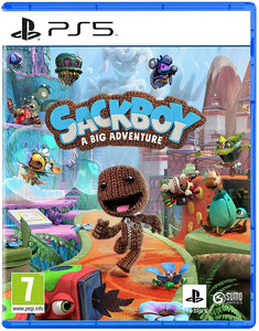 Playstation Sackboy: A Big Adventure  (PS5)
