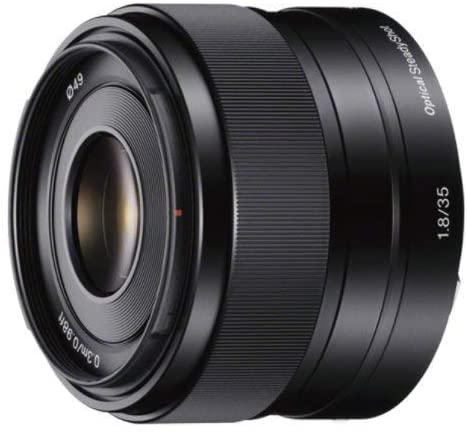 Sony E 35mm F1.8 OSS