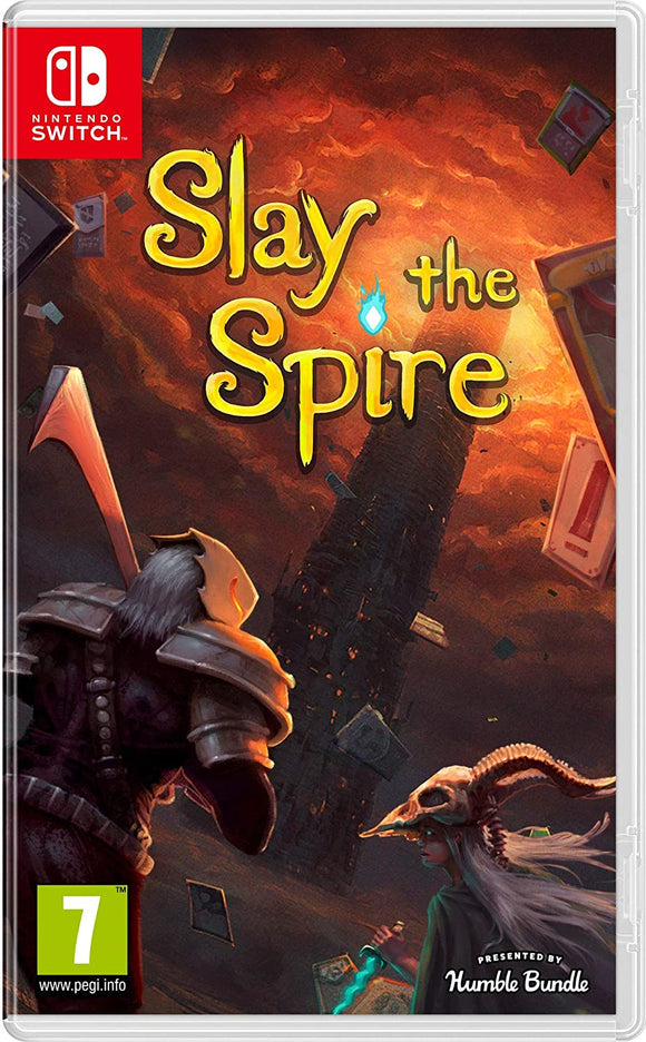 Humble Bundle Slay The Spire (Switch)