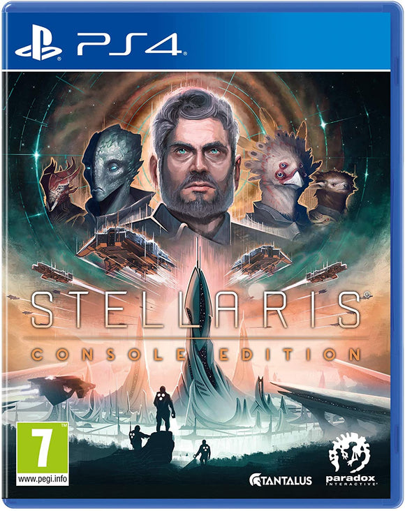 Paradox Interactive Stellaris Console Edition (PS4)