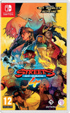 Merge Streets Of Rage 4 (Switch)