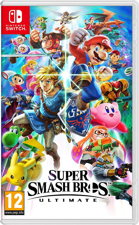 Nintendo Super Smash Bros - Ultimate (Nintendo Switch)